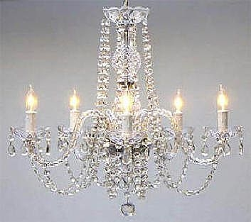 Install_electrical_light_Chandeliers